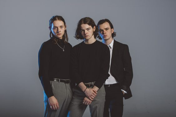 the blinders columbia album review band