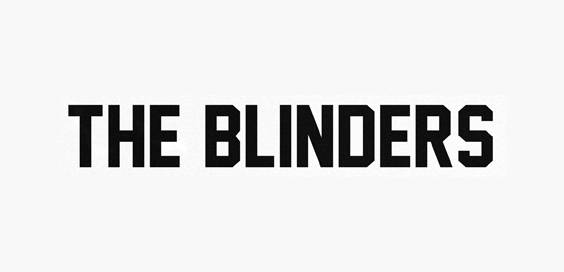 the blinders columbia album review logo
