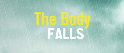 the body falls andrea carter book review main logo
