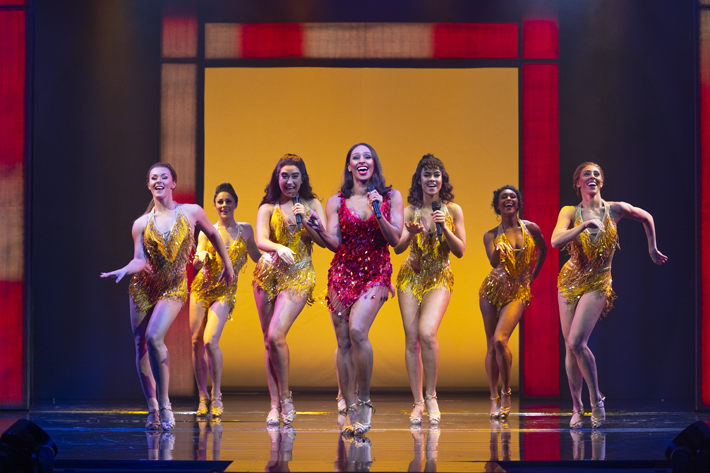 the bodyguard review bradford alhambra november 2019 dance