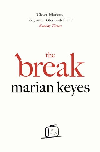 the break marian keyes book review cover