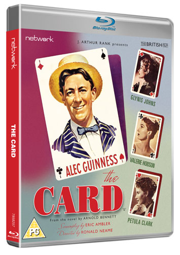 the card 1952 film review cover