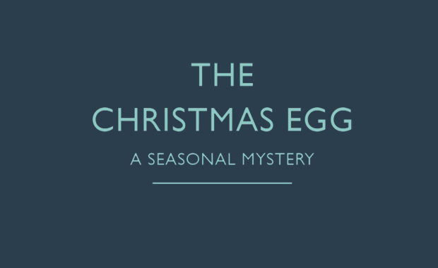 the christmas egg mary kelly book review main logo