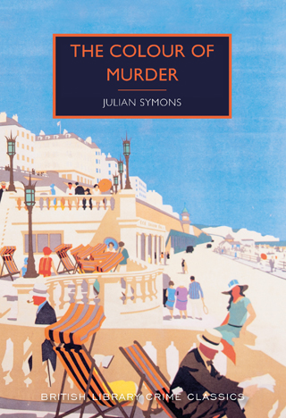 the colour of murder julian symons book review cover