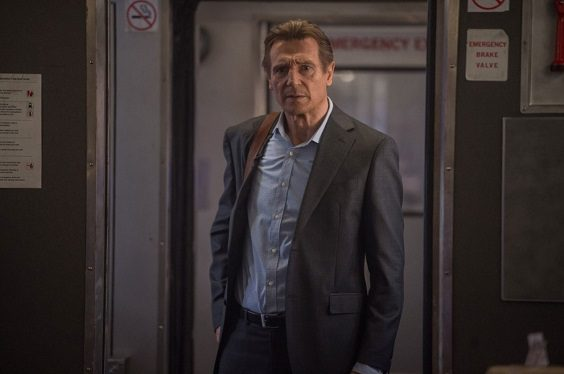 the commuter film review liam neeson