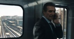 the commuter film review phone