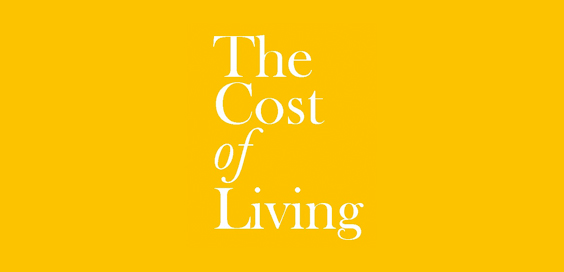 the cost of living deborah levy book review logo