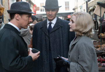 the courier film review main
