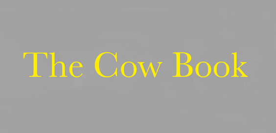 the cow book john connell review logo