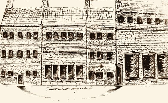 the crown hotel harrogate history 18th century