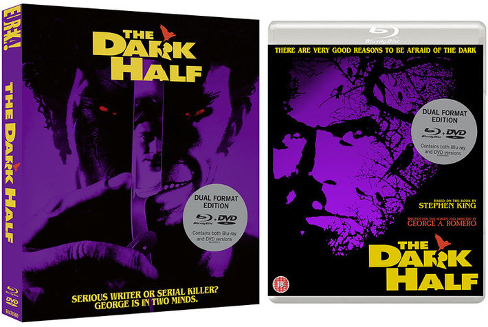 the dark half film review cover