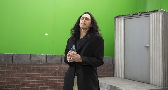 the disaster artist film review rooftop