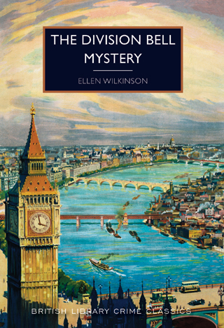 the division bell mystery ellen wilkinson book review cover