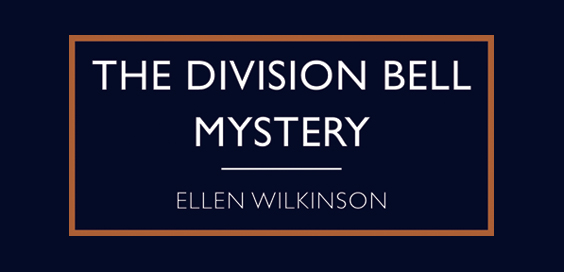 the division bell mystery ellen wilkinson book review logo
