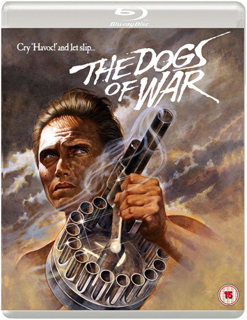 the dogs of war film review bluray cover