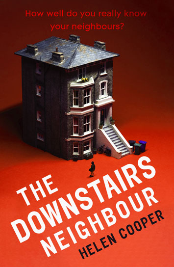 the downstairs neighbour helen cooper book review cover