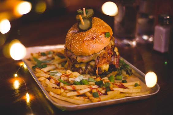 the dry dock leeds restaurant review burger