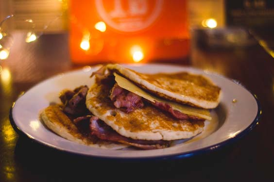 the dry dock leeds restaurant review pancakes