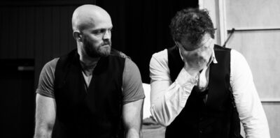 the dumb waiter review east riding theatre main