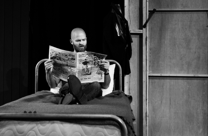 the dumb waiter review east riding theatre paper