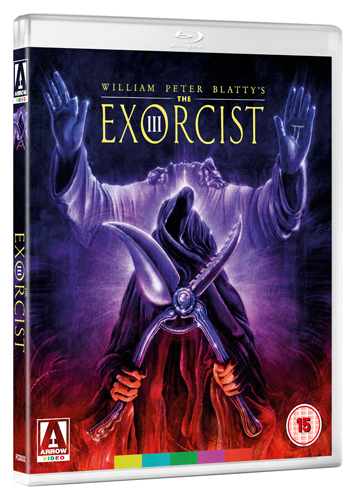 the exorcist iii film review bluray cover