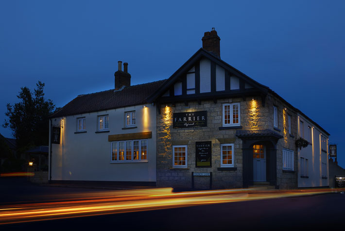 the farrier at cayton restaurant review mains (2)