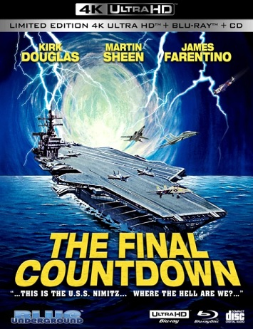 the final countdown film review cover