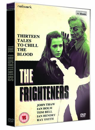 the frighteneners dvd review pack shot