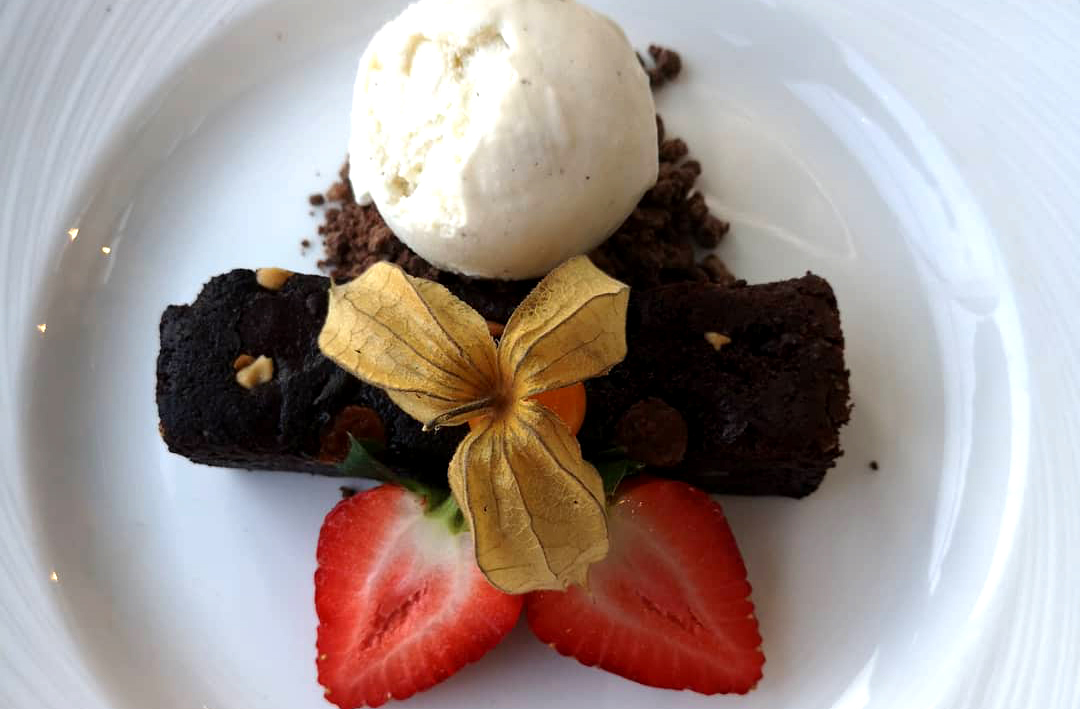 the gamekeepers inn review dessert