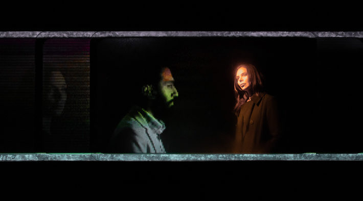 the girl on the train review bradford alhambra september 2019 projection