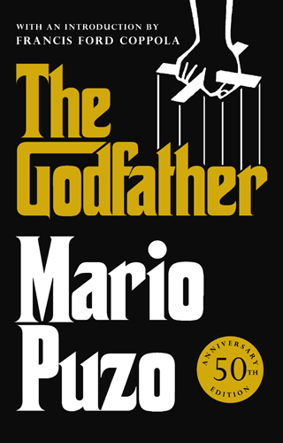 the godfather 50th anniversary edition mario puzo book review cover