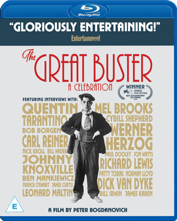 the great buster a celebration review cover