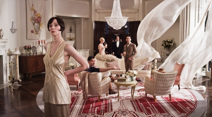 the great gatsby film review cast