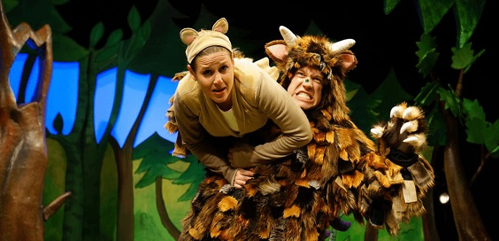the gruffalo review west yorkshire playhouse