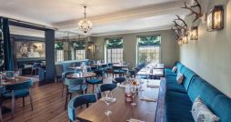 the harts head giggleswick restaurant review interior