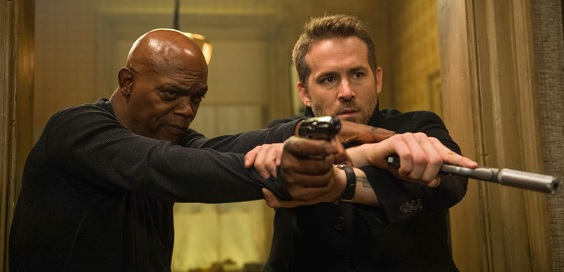 the hitman's bodyguard film review movie