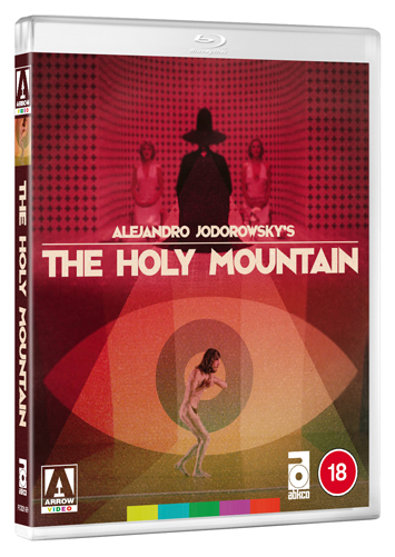 the holy mountain film review cover