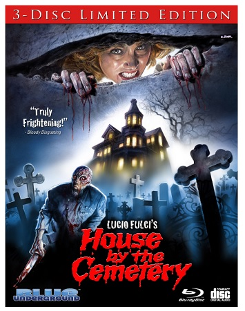 the house by the cemetary film review cover