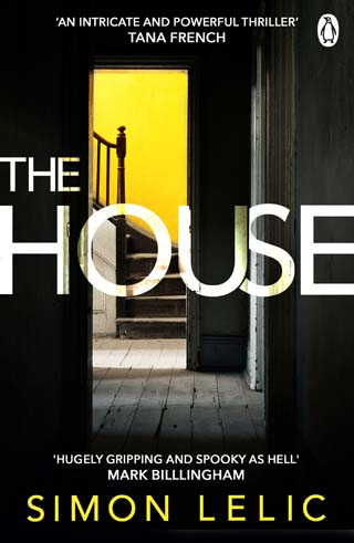 the house simon lelic book review cover
