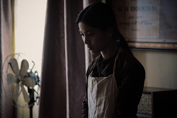 the housemaid film review maid