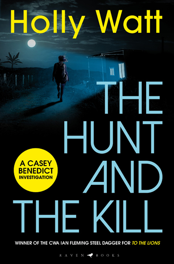 the hunt and the kill holly watt book review cover