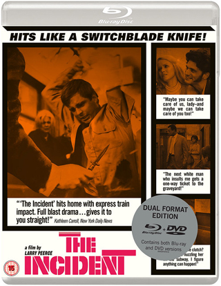 the incident bluray film review cover