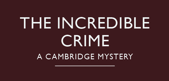 the incredible crime lois austen leigh book review logo
