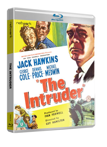 the intruder 1953 film review cover