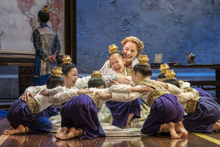 the king and i review hull new theatre february 2020 children