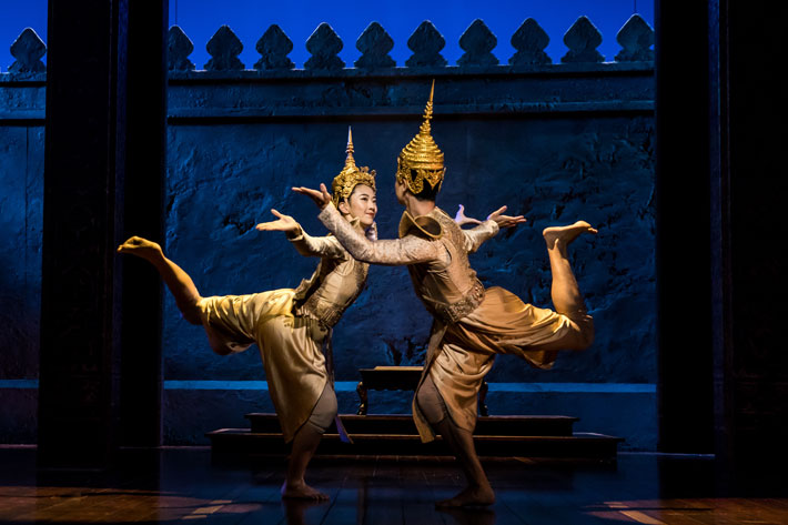 the king and i review hull new theatre february 2020 dance