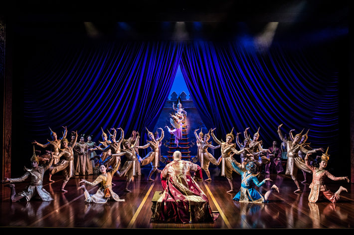 the king and i review leeds grand theatre october 2019 cast