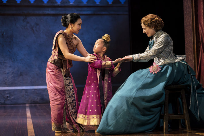 the king and i review leeds grand theatre october 2019 children