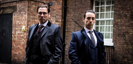 the krays dead man walking film review gangsters