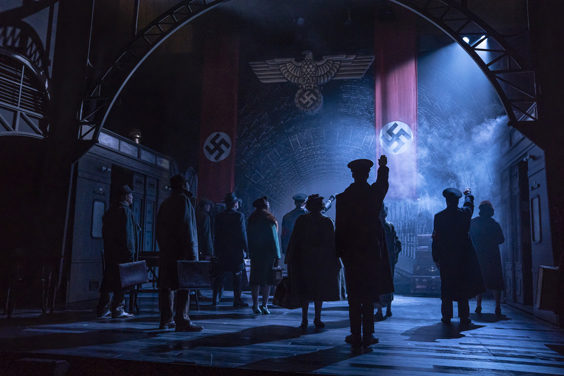 the lady vanishes review leeds grand theatre july 2019 cast